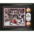 2013 Stanley Cup Champions 'Celebration' Gold Coin Photo Mint