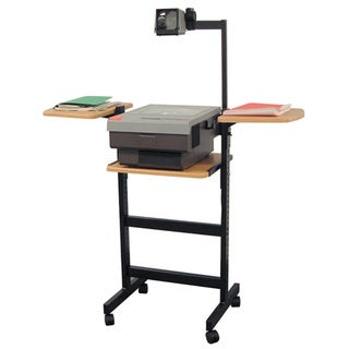 Luxor Wood Overhead Projector Table