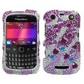 BasAcc Star Diamante Case for Blackberry Curve 9350/ 9360/ 9370