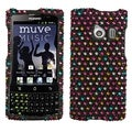 BasAcc Sprinkle Dots Diamante Case for Huawei M660 Ascend Q