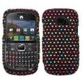 BasAcc Sprinkle Dots Diamante Case for Huawei M636 Pinnacle 2