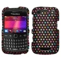 BasAcc Sprinkle Diamante Case for Blackberry Curve 9350/ 9360/ 9370