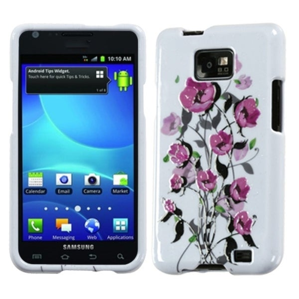 INSTEN Spring Season Sense Phone Case Cover for Samsung I777 Galaxy S II