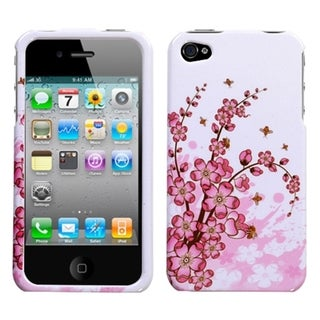 BasAcc Spring Flowers Case for Apple iPhone 4/ 4S