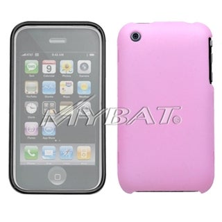 BasAcc Pink Phone Case for Apple iPhone 3GS/ 3G