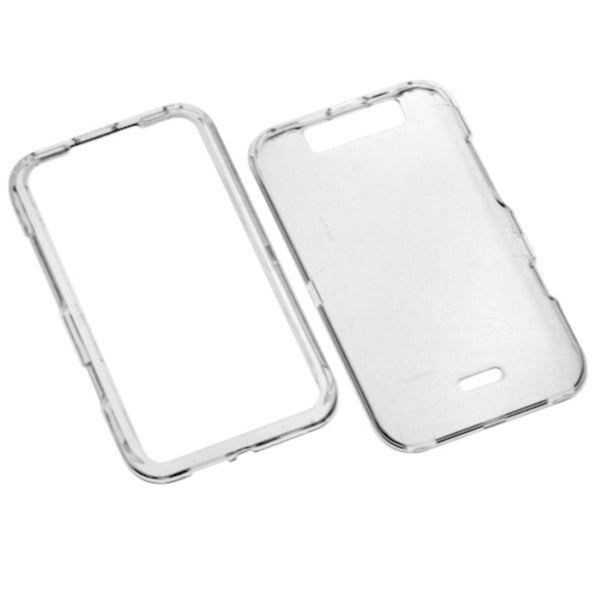 INSTEN T-Clear Phone Case Cover for LG MS840 Connect 4G/ LS840 Viper