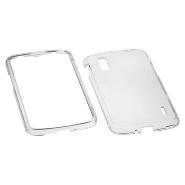 BasAcc T-Clear Case for LG E960 Nexus 4
