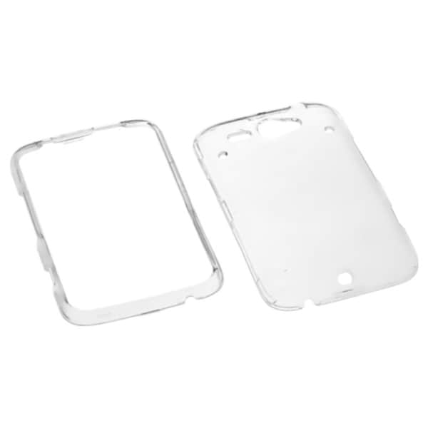 INSTEN T-Clear Phone Case Cover for HTC Status/ Chacha