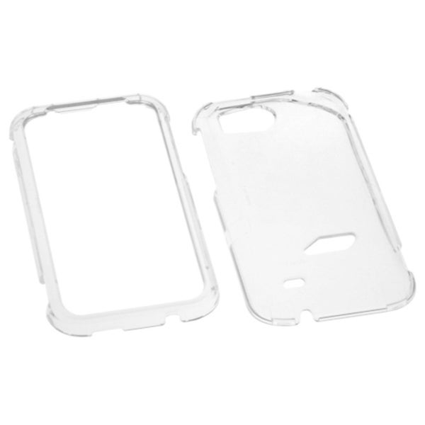 INSTEN T-Clear Phone Case Cover for HTC ADR6425 Rezound