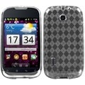 BasAcc T-Clear Argyle Pane Candy Skin Case for Huawei U8652 Fusion