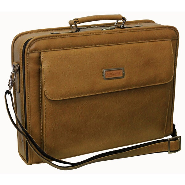 Amerileather Atlas Laptop Briefcase