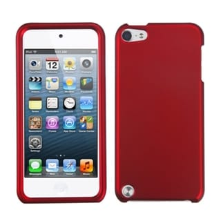 BasAcc Titanium Red Case for Apple iPod Touch 4