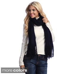 Cashmere Showroom Softest Flurry Scarf/Wrap