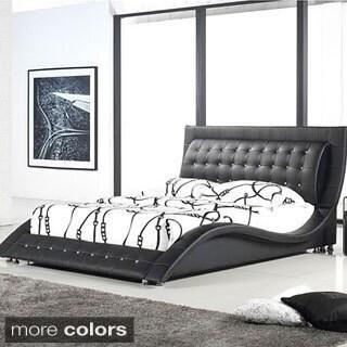 Dublin Modern King Size Platform Bed
