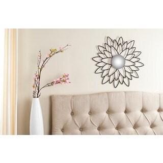 Safavieh Flower Black Mirror