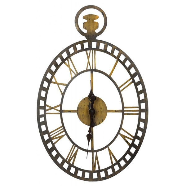 Sacra Wall Clock
