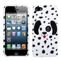 BasAcc Dotted Dalmatian Phone Protector Case for Apple iPhone 5