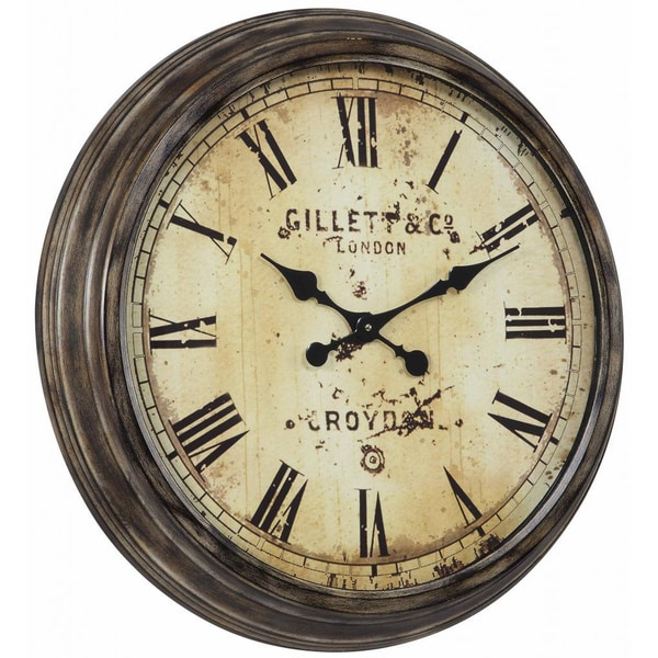 Ashbury Wall Clock