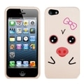 BasAcc Hungry Piggy Phone Protector Case for Apple iPhone 5