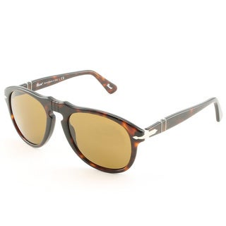 Persol Men's PO0649 Havana Brown Sunglasses