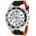 Invicta Men's Stainless Steel 'Pro Diver' Quartz Watch