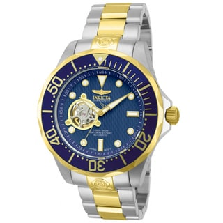 Invicta Men's 13706 Stainless Steel 'Pro Diver' Link Watch
