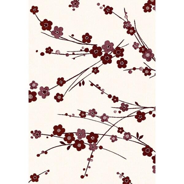 Eternity Cherry Blossom Rug (2' x 3'11)
