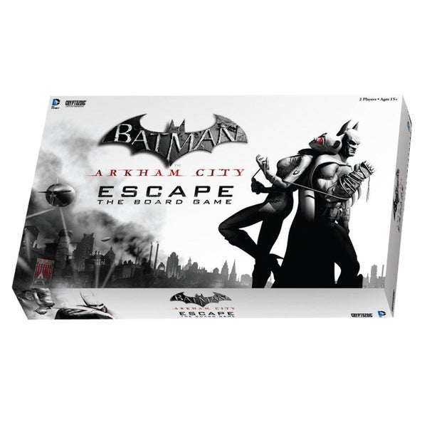 Cryptozoic Entertainment Batman Arkham City Escape