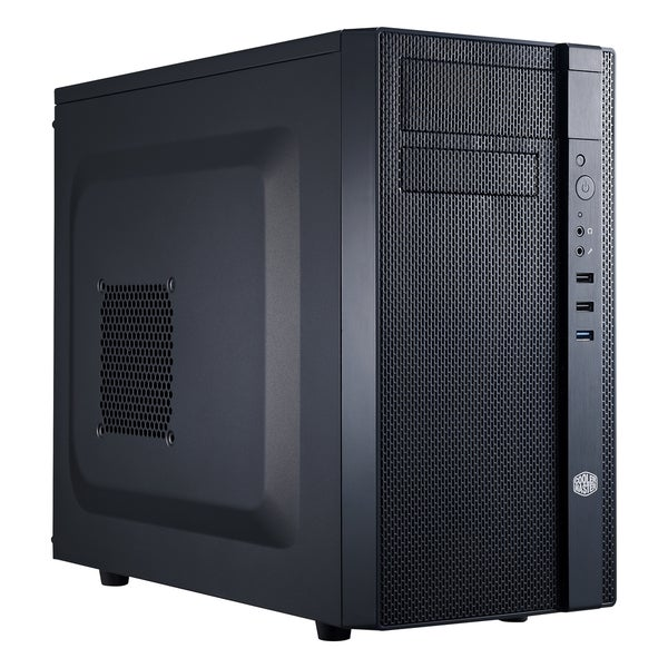 Cooler Master N200 Advanced - Mini Tower Computer Case with 500W PSU