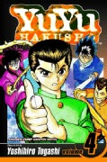 YuYu Hakusho 4: Training Day (Paperback)