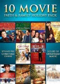 10 Movie Faith & Family Holiday Pack (DVD)