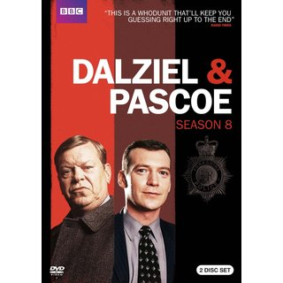 Dalziel & Pascoe: Season Eight (DVD)