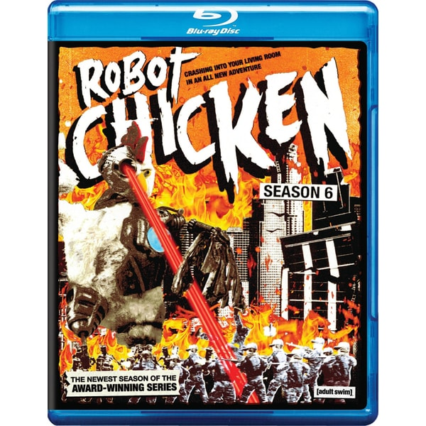 Robot Chicken: Season Six (Blu-ray Disc) 11385142