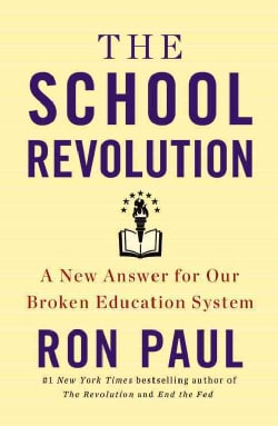 The School Revolution: A New Answer for Our Broken Education System (CD-Audio)