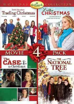 Trading Christmas/Lucky Christmas/Case For Christmas/National Tree (DVD)