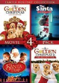 The Santa Trap/The Santa Incident/A Golden Christmas: The Second Tail/A Golden Christmas (DVD)