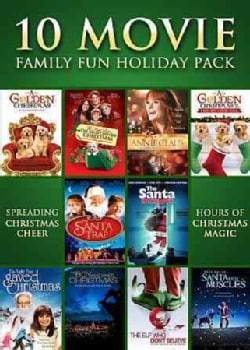 10 Movie Family Fun Holiday Pack (DVD)