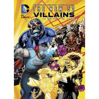Villains: The New 52 Villains Omnibus (Hardcover) 11387959