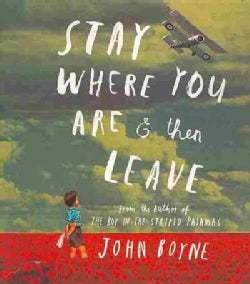Stay Where You Are & Then Leave (CD-Audio)