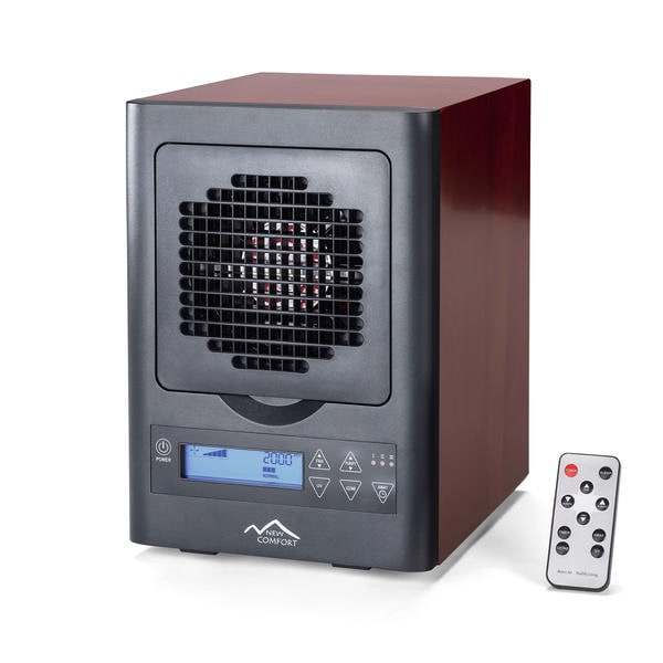 New Comfort 6-stage UV HEPA Ozone Air Purifier