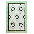 My Baby Sam Forget Me Not Cotton Rug