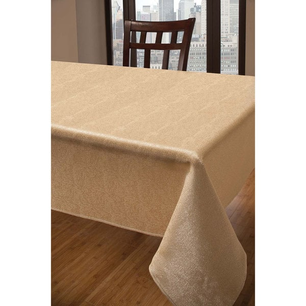 Sandstone Gold Tablecloth