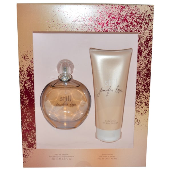 Jennifer Lopez Still Women's 2-piece Gift Set