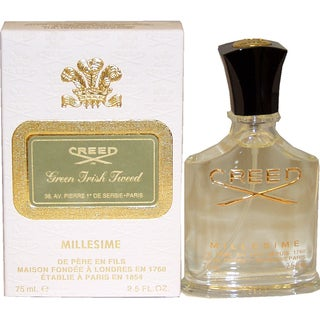 Creed Green Irish Tweed Men's 2.5-ounce Millesime Spray