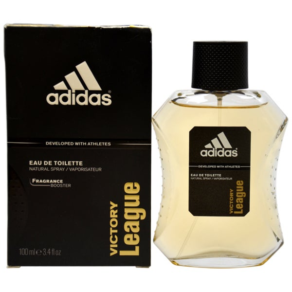 Adidas Victory League Men's 3.4 ounce Eau de Toilette Spray (Unboxed)
