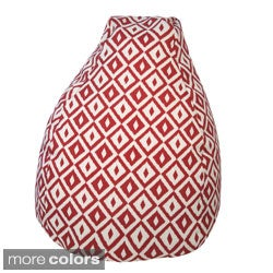 Outdoor/ Indoor Weather-resistant Tear Drop Bean Bag