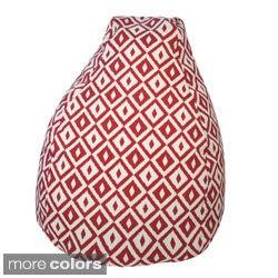 Outdoor/ Indoor Weather-resistant Tear Drop Bean Bag