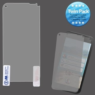 INSTEN Clear Screen Protector Twin Pack for HTC First