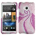 BasAcc Phoenix Tail Diamante Case for HTC One