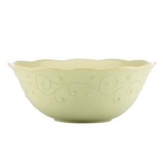 Lenox French Perle Pistachio Serve Bowl